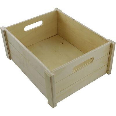 Wooden Crate Hamper image number 3