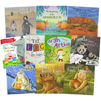 Sweet Animal Stories: 10 Kids Picture Books Bundle