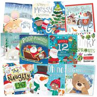 Christmas Adventures: 10 Kids Picture Books Bundle