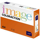 A4 Deep Orange Amsterdam Image Coloraction Copy Paper: 250 Sheets image number 1