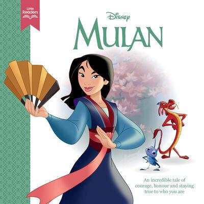 Disney Mulan: Little Readers image number 1
