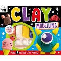 Clay Modelling Set