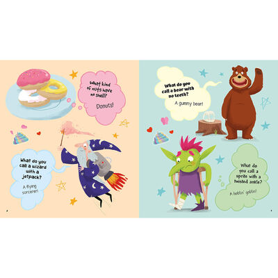 The Unicorn Poop Joke Book image number 2