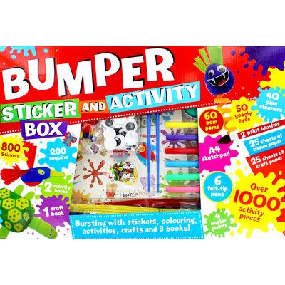 Bumper Activity Box image number 2