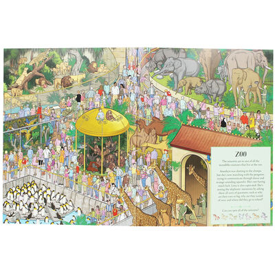 Wheres the Unicorn?: A Magical Search-and-Find Book image number 2