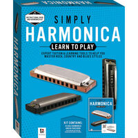Simply Harmonica: Learn to Play