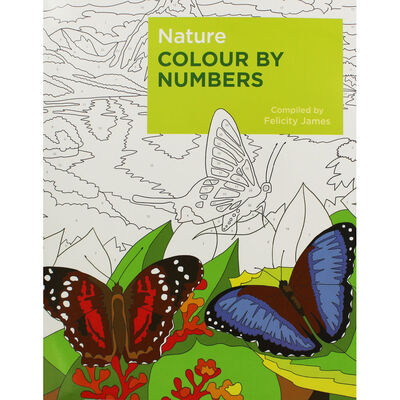 Nature: Colour by Numbers image number 1