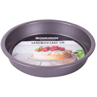 Sandwich Cake Tin: 20cm image number 1