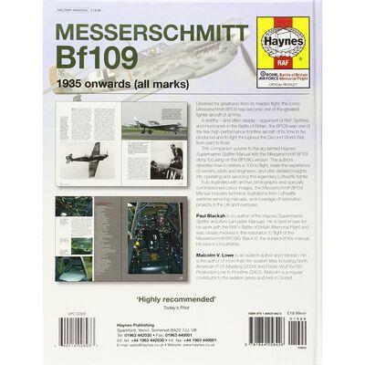 Haynes Messerschmitt Bf109 Manual image number 2