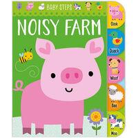 Baby Steps Noisy Farm