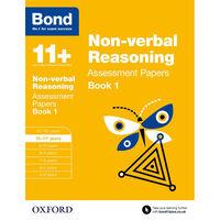 Bond 11+ Non-Verbal Reasoning
