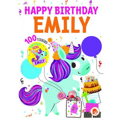 Happy Birthday Emily image number 1