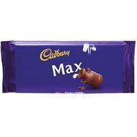 Cadbury Dairy Milk Chocolate Bar 110g - Max