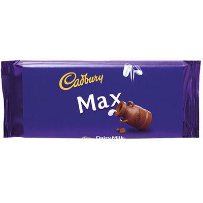 Cadbury Dairy Milk Chocolate Bar 110g - Max image number 1