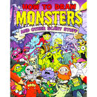 How to Draw Monsters and Other Scary Stuff image number 1
