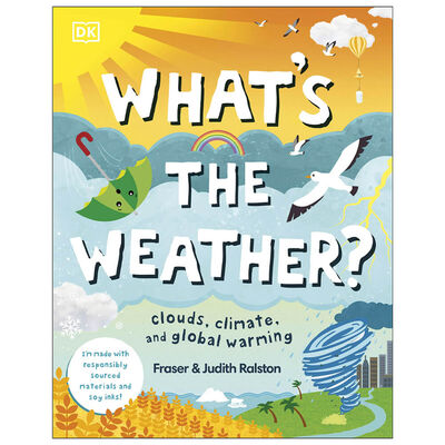 What's the Weather: Clouds, Climate and Global Warming image number 1