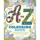 The A to Z Colouring Book image number 1