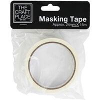 Masking Tape 24mm x 15m