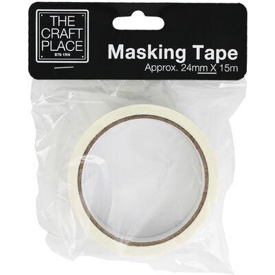 Masking Tape: 24mm x 15m image number 1