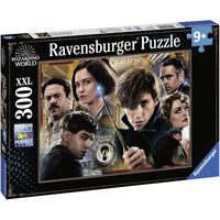 Fantastic Beasts 300 Piece Jigsaw Puzzle