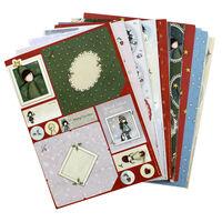 Santoro A4 Ultimate Die-Cut and Paper Pack