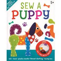 Sew a Puppy Activity Set