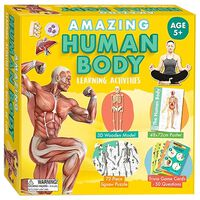 Amazing Human Body Activity Set