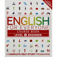 English for Everyone Course Book: Level 1 Beginner