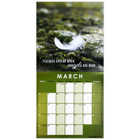 Guardian Angels 2022 Square Calendar and Diary Set