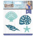 Crafters Companion Nautical Collection Metal Die - Fancy Shells image number 1