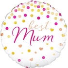 18 Inch Best Mum Foil Helium Balloon image number 1