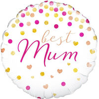 18 Inch Best Mum Foil Helium Balloon