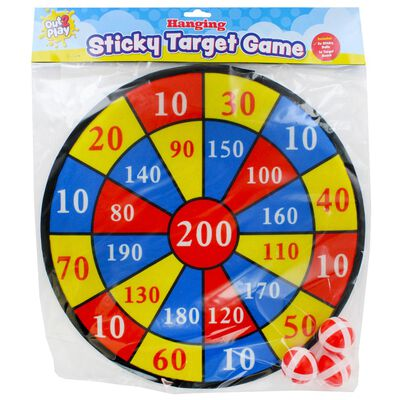 Sticky Ball Target: Assorted image number 1