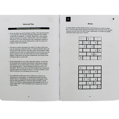 Boost Your Brain Puzzle Book image number 2
