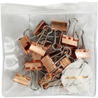 Rose Gold Paper Accessory Set - Assorted image number 1