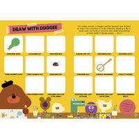 Hey Duggee: Scribble and Stick Activity Book
