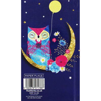 Slim Owl Week to View 2020-21 Academic Diary image number 3