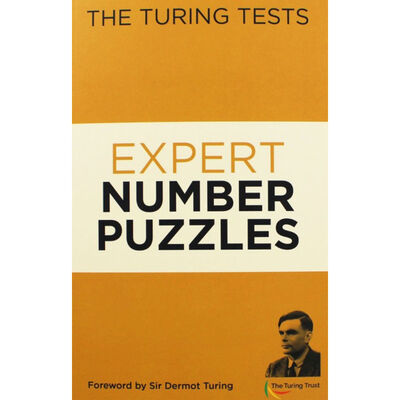 The Turing Tests - 3 Activity Books Bundle image number 4