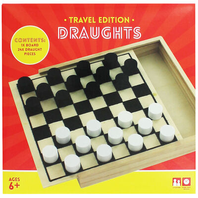 Draughts - Travel Edition image number 1