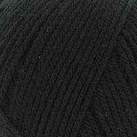 Bonus DK: Black Yarn 100g