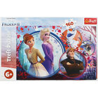 Disney Frozen 2 160 Piece Jigsaw Puzzle image number 2