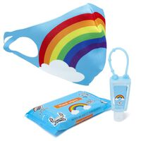 Back to School Care Pack: Rainbow