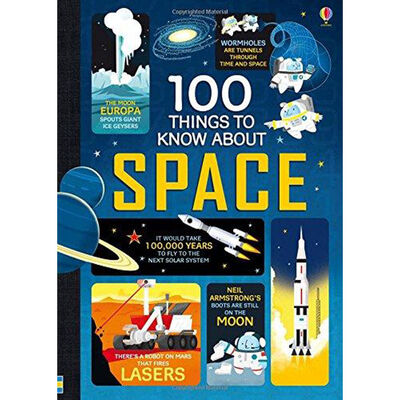 100 Things to Know About Space image number 1