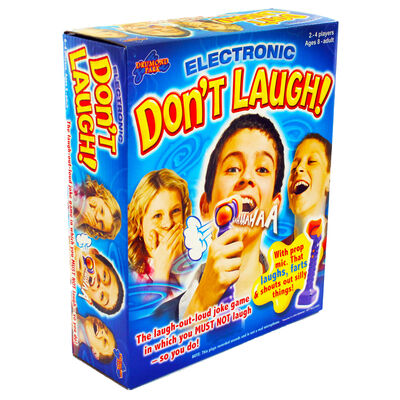 Electronic Dont Laugh Game image number 1