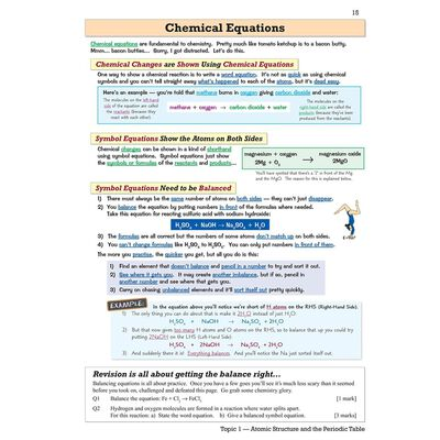 CGP GCSE Chemistry Grade 9-1: Revision Guide image number 2