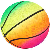 Neon Inflated Sports Ball - Assorted