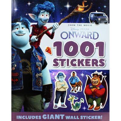 Disney Onward 1001 Stickers image number 1
