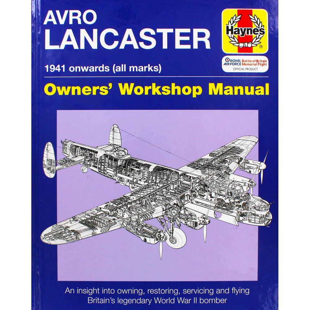 Haynes Lancaster Bomber Jigsaw Puzzle
