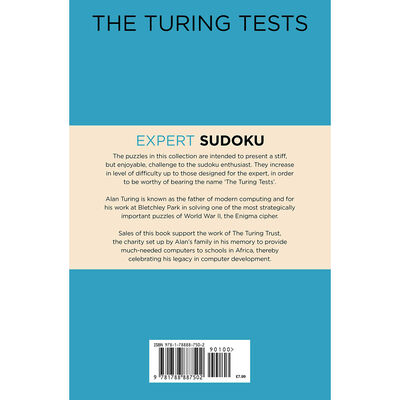 Turing Tests Expert Sudoku image number 2