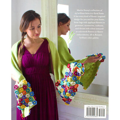 Floral Knits: 25 Contemporary Flower-Inspired Designs image number 3